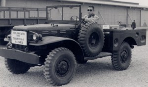 Dodge WC-51 Weapons Carrier (Japan)