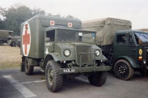Ford F30 30cwt Ambulance (963 LGU)