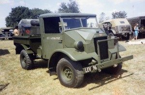 Ford F8 8cwt GS (LEV 96)