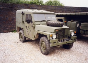 Land Rover S3 Lightweight (51 HG 05)