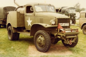 Chevrolet M6 Bomb Service Truck Conversion ? (GHP 477 T)