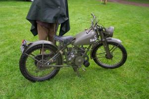 James ML Military Lightweight 125cc 1943 (RE 9889)