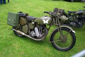 Matchless G3 350cc 1939 (965 YRF)