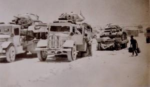 White Ruxtall 922 18Ton 6x4 Tank Transporter (US)