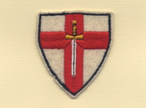 British 1st Army (Embroid)