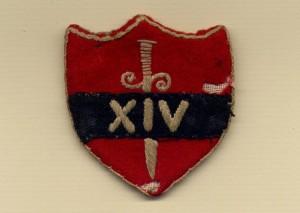 British 14th Army (Embroid)