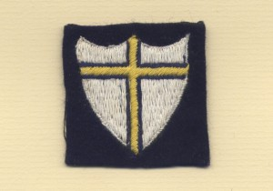 British 8th Army (Embroid)