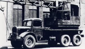 Austin K6 3Ton 6x4 Coles Mk7 Crane