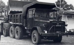 Aveling Barford 690 Dump Truck (00 FZ 48)