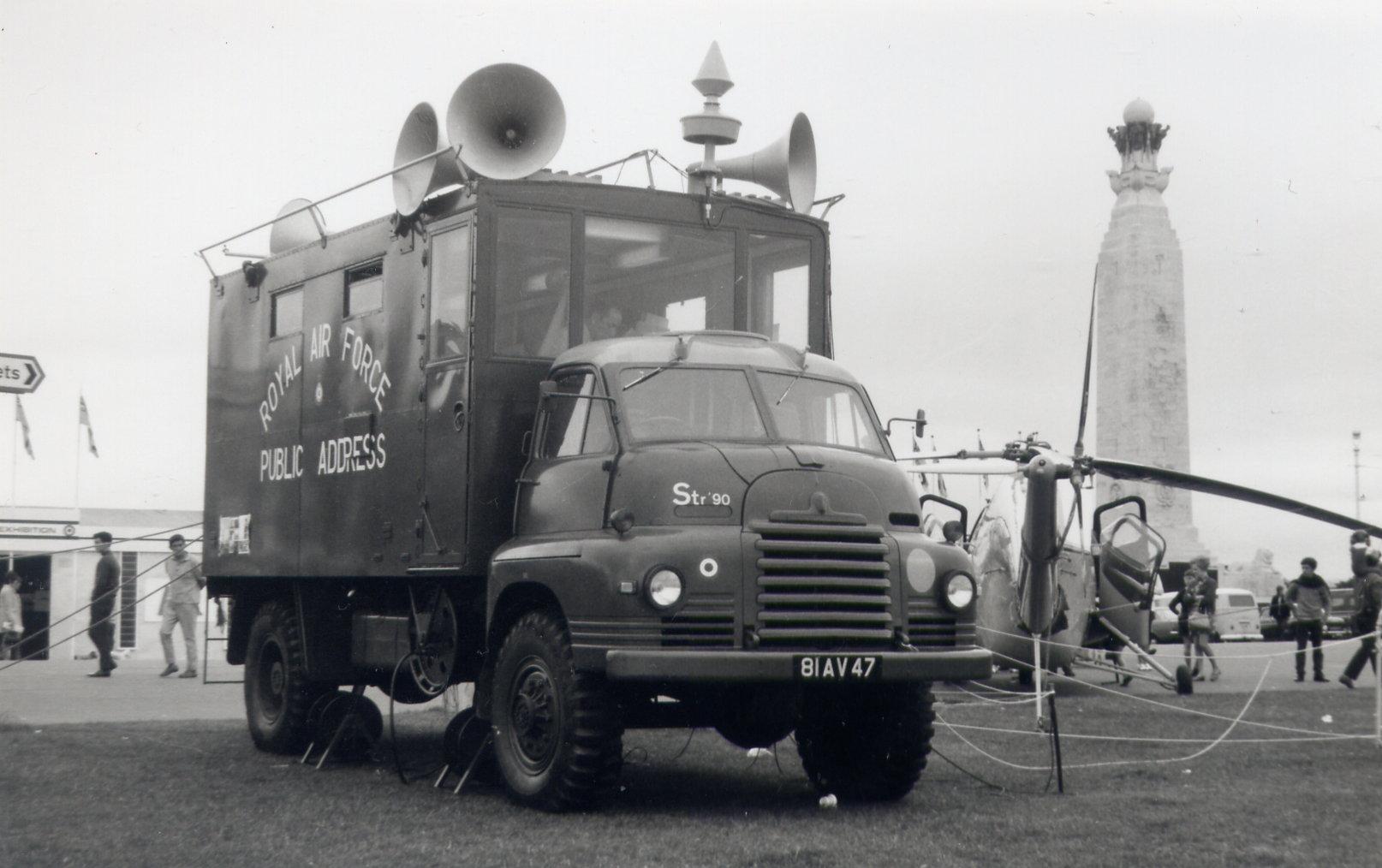 Bedford RL 3Ton 4x4 Public