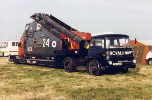 Bedford TK 4x2 Tractor (72 KC 39)