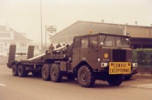 Berliet TBU15 6x6 Tractor (263-0560)