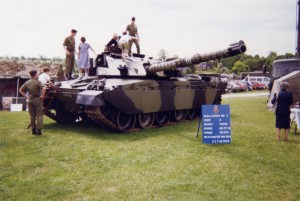Challenger Tank Mk3 (79 KF 03)