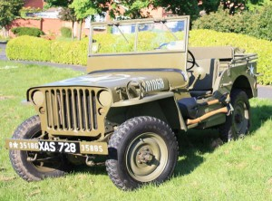 Craig Hackleys Hotchkiss M201 Jeep (XAS 728) For Sale
