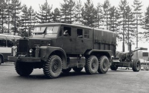 Leyland Martian 10Ton Artillery Tractor (43 BM 64)