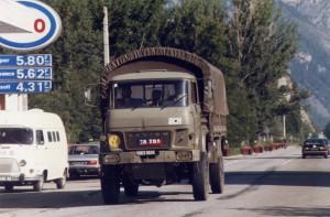 Saviem Renault SM8 4Ton Cargo (6803-0896)