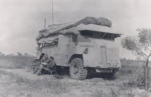 AEC Matador Dorchester Armoured Command Vehicle