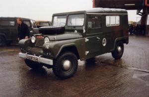 Austin Gipsy LWB (CYY 357 C)