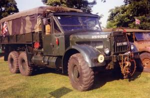 Albion CX22S 6x4 Heavy Artillery Tractor (SVS 988)