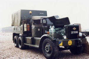 Diamond T980 M20 Prime Mover (27 YZ 43)