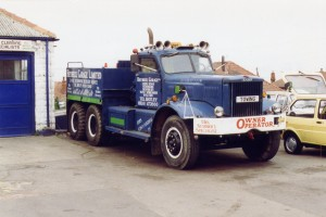 Diamond T980 M20 Prime Mover