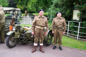 Royal Tank Regiment Chaps