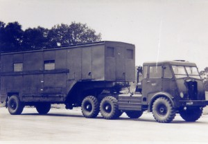 Thornycroft SM-GRN6 Big Ben 10Ton 6x4 Tractor (04 BJ 37)