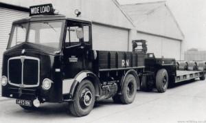 AEC Mandator 10Ton 4x2 Tractor (1493 RN)