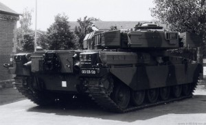 Chieftain Tank Mk2 (00 EB 59)