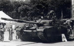 Chieftain Tank Mk6 (02 EB 21)