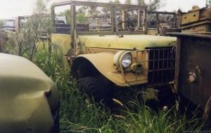 Dodge M37 Cargo (USMC 306588)(US Junk Yard)