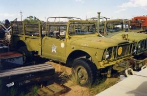 Kaiser Jeep M715 Cargo (US Junk Yard)