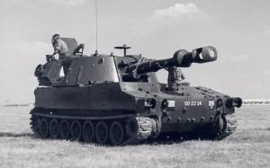 M109 155mm SPG (00 ED 24)
