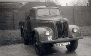 Morris MRA1 1 Ton GS (87 BN 18)