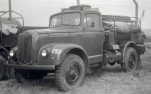 Morris MRA1 1 Ton Water Tanker