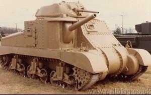 M3 British Grant Tank