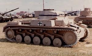 Panzer II Tank