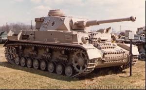 Panzer IV Ausf F2 Tank