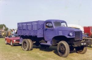 Chevrolet YP-G4112 1.5Ton 4x4 Cargo (PGC 123)