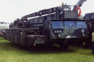EWK-KHD M2 Alligator Amphibious Bridging Ferrying Vehicle (24 BT 88)