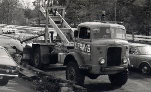Fordson Thames E4 3Ton 4x4