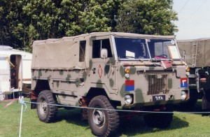 Land Rover 101 GS (Arabic)