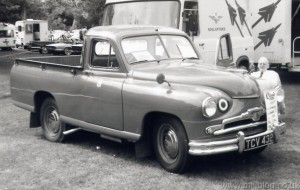 Standard Vanguard Phase 1 Pick Up (TCV 432)