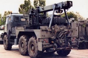 AEC 0870 Militant Mk3 10Ton Recovery (88 ET 04)