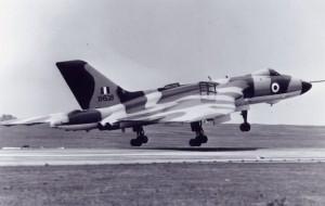 Avro Vulcan Bomber (XH-538)