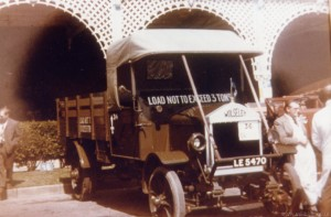 Wolseley WW1 General Service Truck (LE 5470)