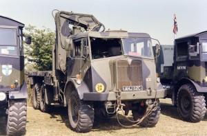 AEC 0860 Militant Mk1 10Ton Cargo (AHJ 112 C)