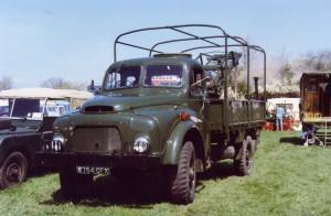 Austin FV16012 1Ton 4x4 Cargo (Q 754 GFX)