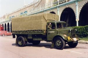 Austin K3 3Ton 4x2 GS (GSK 611)