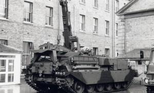 Chieftain Tank Mk5 ARRV (06 FF 85)